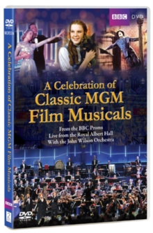 A   Celebration of Classic MGM Film Musicals, DVD
