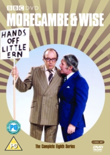 Morecambe and Wise: Series 8, DVD
