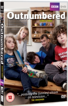 Outnumbered: Series 3, DVD  DVD