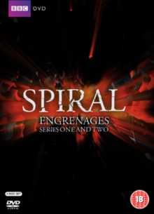 Spiral: Series 1 and 2, DVD