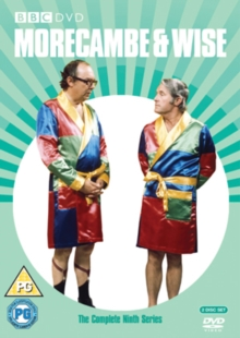 Morecambe and Wise: Series 9, DVD
