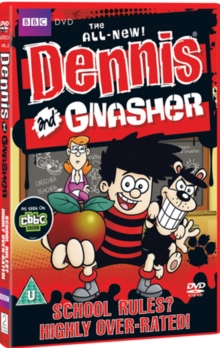 Dennis and Gnasher: School Rules? Highly Over-rated, DVD