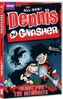 Dennis and Gnasher: Fangs for the Memories, DVD