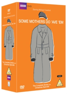Some Mothers Do 'Ave 'Em: The Complete Series 1-3 Plus..., DVD