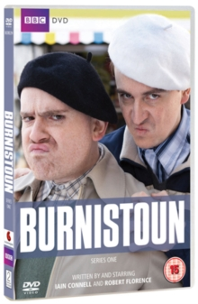 Burnistoun: Series 1, DVD  DVD