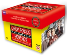 Only Fools and Horses: The Complete Collection, DVD
