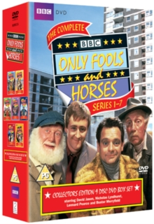 Only Fools and Horses: Complete Series 1-7, DVD
