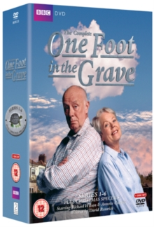 One Foot in the Grave: Complete Series 1-6, DVD