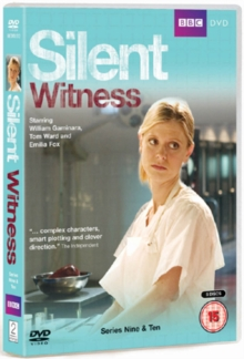 Silent Witness: Series 9 and 10, DVD
