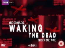 Waking the Dead: Series 1-9, DVD  DVD