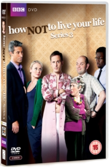 How Not to Live Your Life: Series 3, DVD