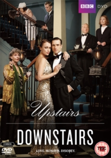 Upstairs Downstairs, DVD