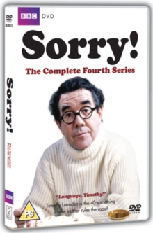Sorry!: Series 4, DVD