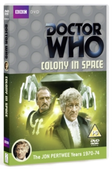 Doctor Who: Colony in Space, DVD