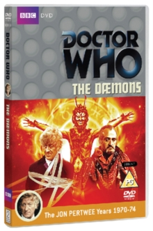 Doctor Who: The Daemons, DVD  DVD
