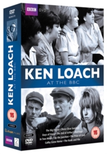 Ken Loach at the BBC, DVD