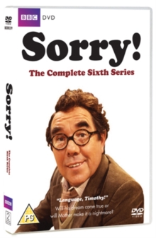 Sorry!: Series 6, DVD