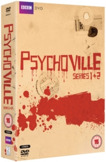 Psychoville: Series 1 and 2, DVD