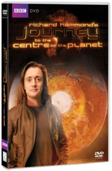 Richard Hammond's Journey to the Centre of the Planet, DVD  DVD