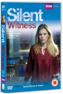 Silent Witness: Series 11 and 12, DVD  DVD