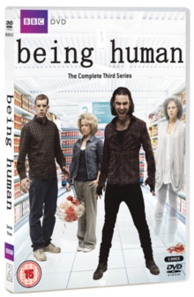 Being Human: Complete Series 3, DVD