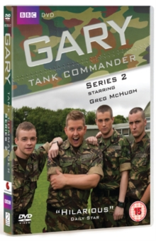 Gary Tank Commander: Series 2, DVD