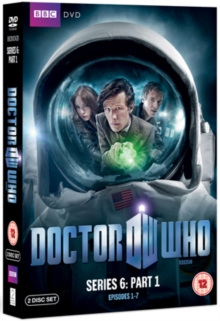Doctor Who - The New Series: 6 - Part 1, DVD