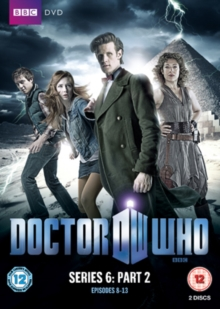 Doctor Who - The New Series: 6 - Part 2, DVD