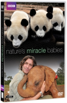 Nature's Miracle Babies, DVD