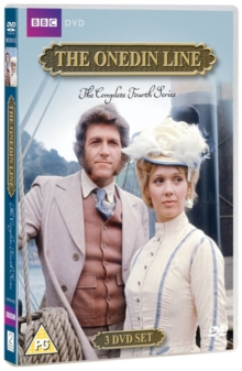 The Onedin Line: Series 4, DVD