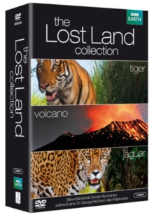 Lost Land, DVD