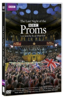 Last Night of the Proms 2010, DVD