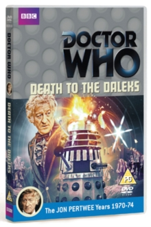 Doctor Who: Death to the Daleks, DVD