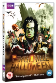 Psychoville: Halloween Special, DVD