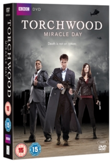 Torchwood: Miracle Day, DVD