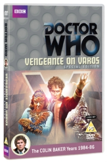 Doctor Who: Vengeance On Varos, DVD