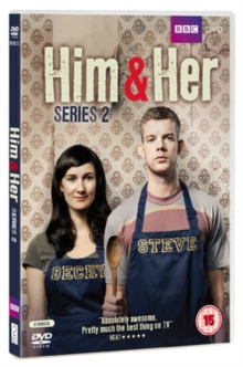 Him and Her: Series 2, DVD  DVD