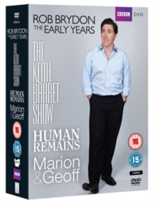 Rob Brydon: The Early Years, DVD