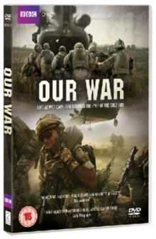 Our War - 10 Years in Afghanistan, DVD  DVD