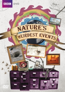 Nature's Weirdest Events, DVD  DVD