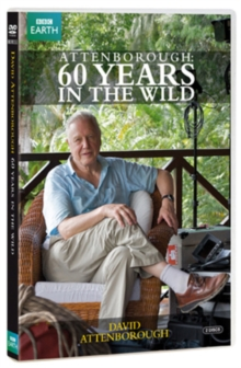 Attenborough: Sixty Years in the Wild, DVD