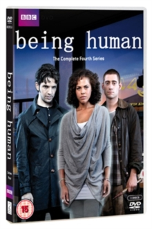 Being Human: Complete Series 4, DVD  DVD