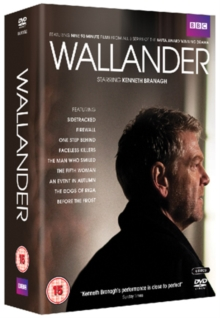 Wallander: Series 1-3, DVD