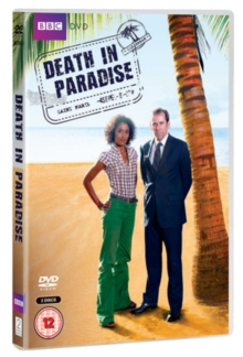 Death in Paradise: Series 1, DVD