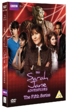 The Sarah Jane Adventures: The Complete Fifth Series, DVD