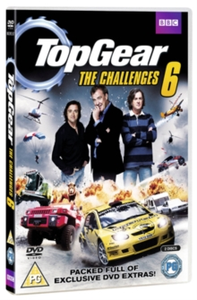 Top Gear - The Challenges: Volume 6, DVD