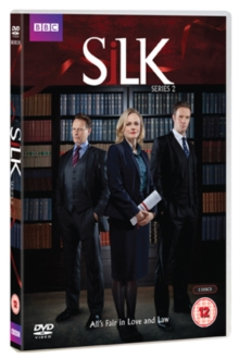 Silk: Series 2, DVD