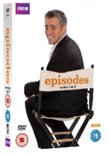 Episodes: Series 1 and 2, DVD