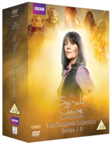 The Sarah Jane Adventures: The Complete Series 1-5, DVD