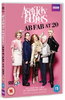 Absolutely Fabulous: Ab Fab at 20 - The 2012 Specials, DVD